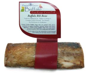 Canine Caviar Buffalo Rib Bone