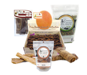 Canine Caviar Buffalo Treats And Supplements - Canine Caviar Pet Foods Inc.