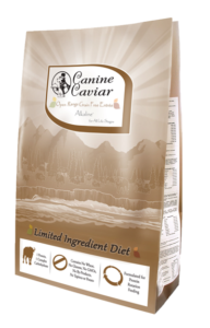 Canine Caviar Open Range Alkaline Dog Food
